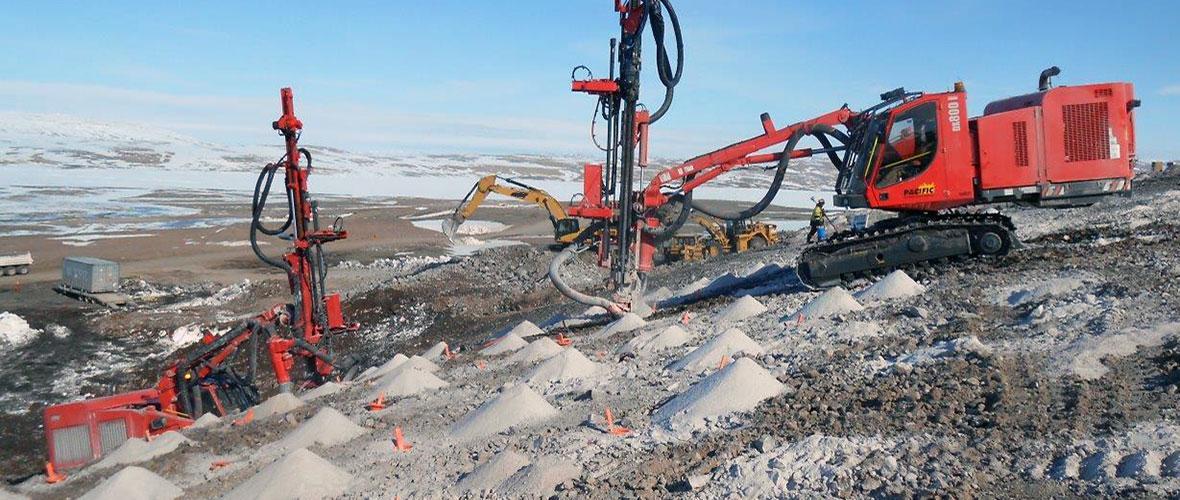Rock Blasting Safety : Blasting contractor innisfail alberta canada
